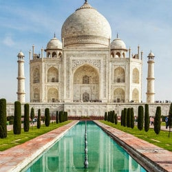 From ₹ 4,472 OFF on Delhi -> Agra Outstation Bookings