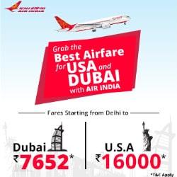 Flat ₹ 16,000 on USA Flight Bookings