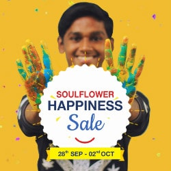 Flat 25% OFF on Happiness Sale !