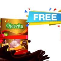 FREE Ojasvita Malt on Ojasvita Chocolate Pet Jar Orders