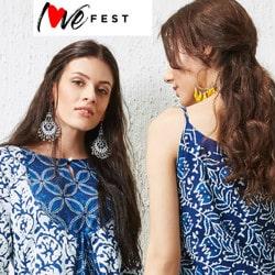 Valentine's: Min. 50% OFF on Anouk Women's Wear Orders