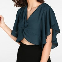 From ₹ 399 OFF on Women's Tops & Shirts Orders