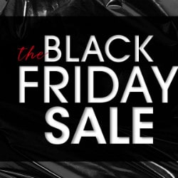 Flat 40% - 70% OFF on Black Friday Sale !