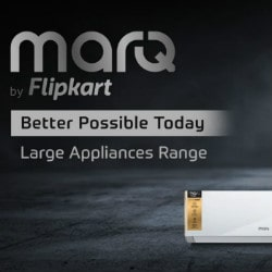 Upto 40% OFF on MarQ Orders