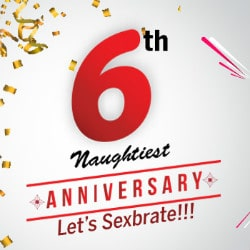 Celebrate with 6th Anniversary Sale !