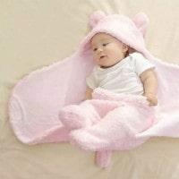 Flat 70% OFF on Brandonn Multi-Colour Flannel Baby Blanket