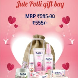Valentines Day Special: Jute Potli Gift Bag !