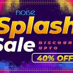 Upto 40% OFF on Hot Selling Splash Sale Orders