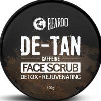 Beardo: Flat ₹ 350 on De-Tan Face Scrub Orders