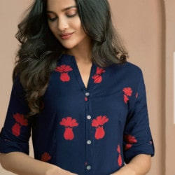 Upto 50% OFF on Women's Tunic Tops Orders