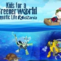 Kids For A Greener World @ Aquatic Life !