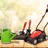 Upto 60% OFF on Gardening Orders
