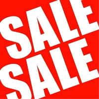 Sale: Bis zu 90% Rabatt