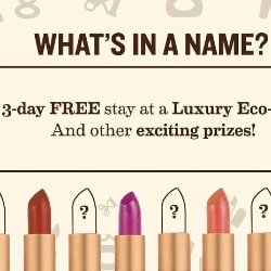 WIN Prizes Upto ₹ 50,000 on Lipstick Shades Launch Contest !