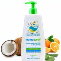 Flat ₹ 30 OFF on Deeply Nourishing Body Wash for babies, 400ml