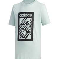 Adidas India: Flat 40% OFF on YOUNG BOYS' ADIDAS BOX TEE