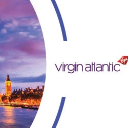 Cleartrip: Virgin Atlantic Double Daily Flights from Delhi to London
