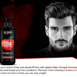 Beardo: Flat 30% OFF on Dandruff Control Shampoo with Apple Cider Vinegar