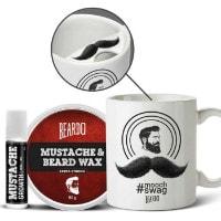 Beardo: Flat ₹ 1,194 on Mooch Swag Combo Orders