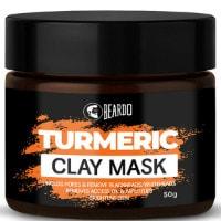 Beardo: Flat ₹ 350 on Turmeric Clay Mask for Men Orders