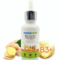 MamaEarth: Flat ₹ 599 on Skin Correct Face Serum