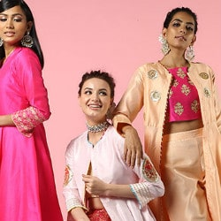 Limeroad: Flat ₹ 300 OFF on Grand Fashion Utsav above ₹ 999+