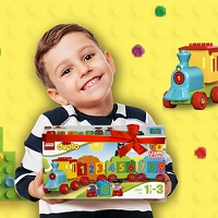 ELC Toys: Duplo Promotion: Up to 20% OFF Selected Toys