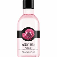 The Body Shop: Flat ₹ 345 on British Rose Shower Gel Orders