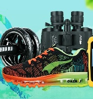 Up to 60% OFF on Selected Fitness Products