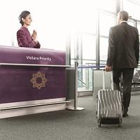 Get up to 33% OFF on Vistara Priority Online Bookings