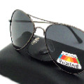 Get 66.67% discount with Premium Gunmetal Polarized Aviator Sunglasses Orders