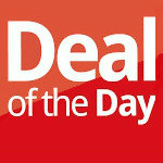 Get up to 65% off DEAL OF THE DAY Orders