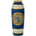 Get 50% off Terracotta Handpainted Warli Vase Orders