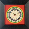 Get 50% off Warli Handpainted Clock Orders