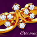 Get 25% off Crowning Glory Diamond Ring Orders