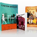 Get up to 40% off Chetan Bhagat's Collection Orders