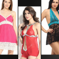 Upto 60% OFF on Women's Sexy Lingerie Orders