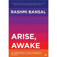 Get 35% off Arise, Awake: The Inspiring Stories Of Young Entrepreneurs Orders