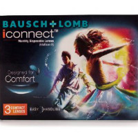 Lenskart: 20% OFF on Bausch & Lomb iConnect (3 Lens/Box) Orders
