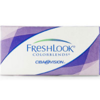 Lenskart: 18% OFF on Alcon Ciba Vision Freshlook Colorblends (2 Lenses/Box) Orders