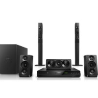 10% OFF on Philips Home Theatres HTD5550 Orders