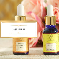 Forest Essentials: From ₹ 760 on Wellness Essential Oils !