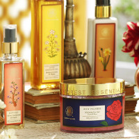 Forest Essentials: Starting at ₹ 275 off Bath Soaps, Body Washes & More Orders