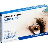Lenskart: Flat 40% OFF on Bausch & Lomb Soflens 59 (6 Lenses/Box) Orders