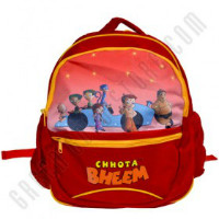 Get 15% off School Bag - Red - 16 X 13 Orders