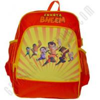 Get 15% off School Bag - Orange - 15 X 12 Orders