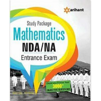 Get 40% off Study Package MATHEMATICS NDA & NA (National Defence Academy & Naval Academy) Entrance Exam (Paperback) Orders