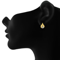 Get 16% off Mahi Gold Plated Fantasy Earrings with Crystals for Women Orders