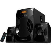 Get 18% off Philips MMS4040 2.1 Black Channel Speaker Orders