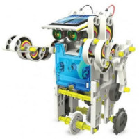 Get 61% off Emob 14 in 1 Learning Educational Solar Robot Kit Orders